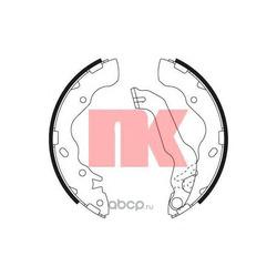 Комплект тормозных колодок (Nk) 2734704