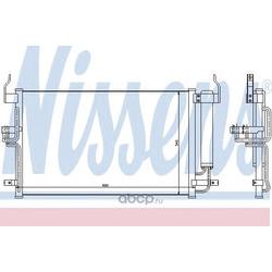 Радиатор кондиционера внешний (Nissens) 94448