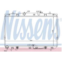 Радиатор (Nissens) 67489