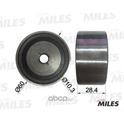 Ролик ремня ГРМ (Miles) AG02014
