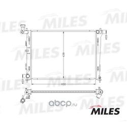 Радиатор (Miles) ACRB053