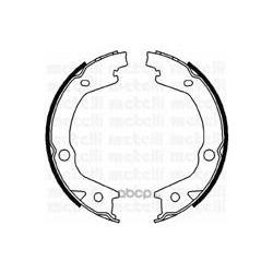 Колодки ручного тормоза комплект (Metelli) 530184