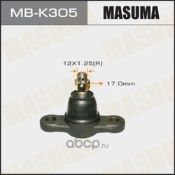 Шаровая опора (Masuma) MBK305