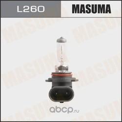 Лампа галогенная HB4 12V 51W (Masuma) L260