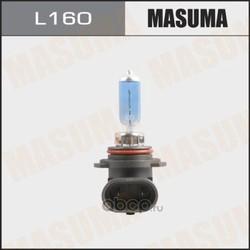 Лампа высокотемпературная HB4 12V 51W (Masuma) L160