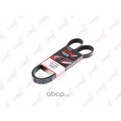 Ремень ручейковый (LYNXauto) 6PK1255
