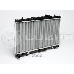 Радиатор двигателя (Luzar) LRCHUEL002D2