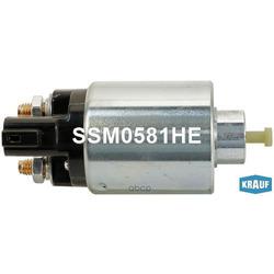Втягивающее реле стартера (Krauf) SSM0581HE