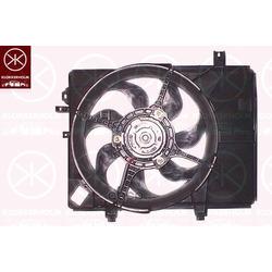 Вентилятор охлаждения двигателя (Klokkerholm) 31272601