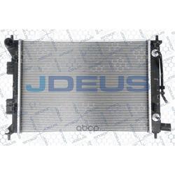 Радиатор, охлаждение двигателя (J. DEUS) M0540560
