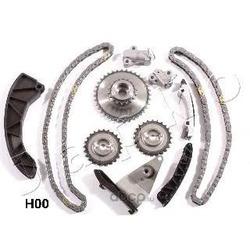 Комплект цепи привода распредвала (JAPKO) KJKH00