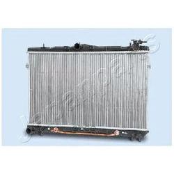 Радиатор, охлаждение двигателя (Japanparts) RDA283064