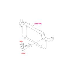 Звуковой сигнал (Hyundai-KIA) 966103X300
