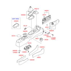 Прикуривательв сборе (Hyundai-KIA) 951101G000