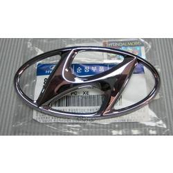 Эмблема пластиковая (Hyundai-KIA) 8630038000