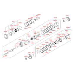 Деталь (Hyundai-KIA) 4545722720