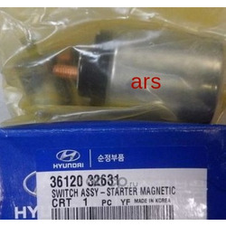 Реле втягивающее (Hyundai-KIA) 3612032631