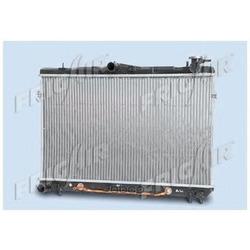 Радиатор, охлаждение двигателя (FRIG AIR) 01283064