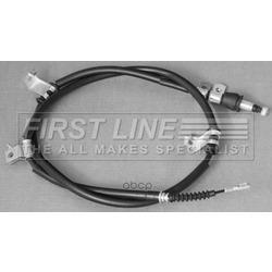 Трос, стояночная тормозная система (First line) FKB3105