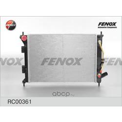 Радиатор охлаждения (FENOX) RC00361