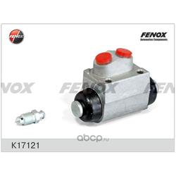 Цилиндр тормозной рабочий (FENOX) K17121