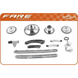 Комплект цепи привода распредвала (FARE SA) 15020