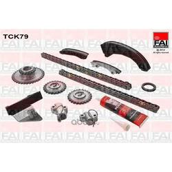 Комплект цепи ГРМ (FAI) TCK79