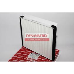 Фильтр воздушный салона (DYNAMATRIX-KOREA) DCF447
