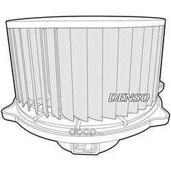 Вентилятор отопителя (Denso) DEA41010