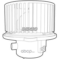 Вентилятор отопителя (Denso) DEA41006