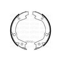 Комплект тормозных колодок, стояночная тормозная система (Cifam) 153184