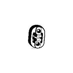 Крепление глушителя (Bosal) 255190