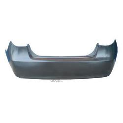Бампер задний черный (BodyParts) HNELA07640B