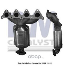 Катализатор (BM Catalysts) BM91432H