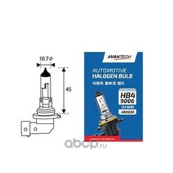 Лампа головного света HB4 12V 80W (AVANTECH) AB0026