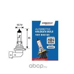 Лампа головного света HB4 12V 55W (AVANTECH) AB0025