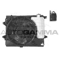 Вентилятор охлаждения двигателя (AUTOGAMMA) GA228218