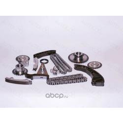Комплект цепи привода распредвала (AUTEX) 711389