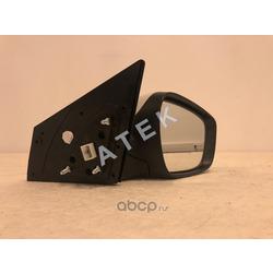 Зеркало боковое левое электрическое (с повторителем с обогревом) (ATEK) 23124201