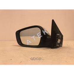 Зеркало боковое левое электрическое (с повторителем с обогревом) (ATEK) 23124191