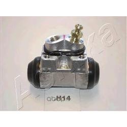 Цилиндр тормозной правый (Ashika) 67H0014