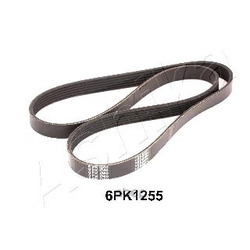 Поликлиновой ремень (Ashika) 1126PK1255