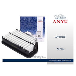 Фильтр воздушный (ANYU) AFK771387