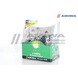 Лампа накаливанияв HB4 12В 55Вт (Amiwa) PR9006