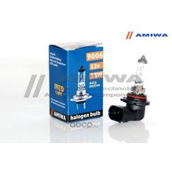 Лампа накаливанияв HB4 12В 55Вт (Amiwa) AMW9006