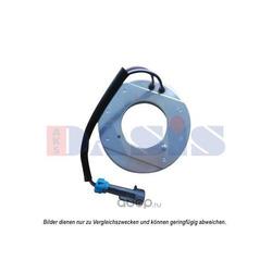 Электромагнитное сцепление, компрессор (AKS DASIS) 855024N