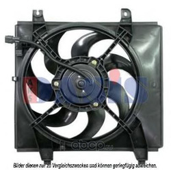 Вентилятор охлаждения двигателя (AKS DASIS) 568007N