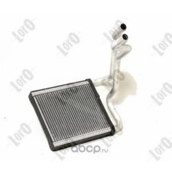 Теплообменник, отопление салона (Abakus) 0190150006B