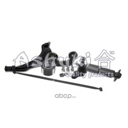 Комплект подшипника ступицы колеса (ASHUKI) 14109201