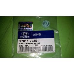 Заглушка трубки системы охлаждения (Hyundai-Kia) 9781122351